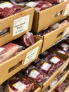 Half Angus Beef @  $6.50 per lb, (DEPOSIT ONLY, REMAINDER DUE AT TIME OF PICKUP)