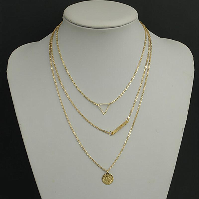 Multi-layer Chain Women's Necklace