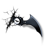 3D Batman Batarang Light
