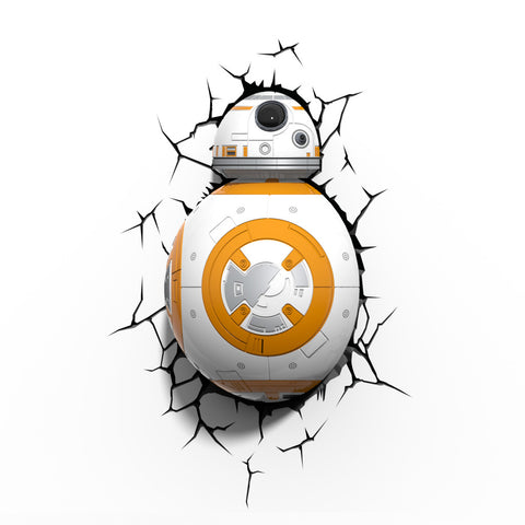 3D BB-8 Droid Light