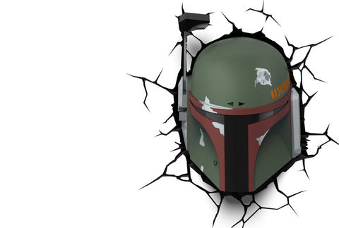 3D Boba Fett Light