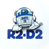 3D Mini R2-D2 Light