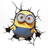 3D Minion Bob Light