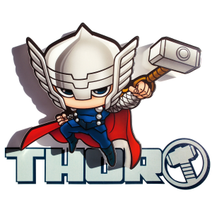 3D Mini Thor Light