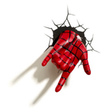 3D Spiderman Hand Light