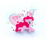 3D Mini Pinkie Pie Light
