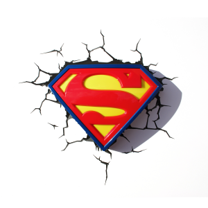 SUPERMAN'S SHIELD LIGHT