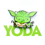 3D Mini Yoda Light