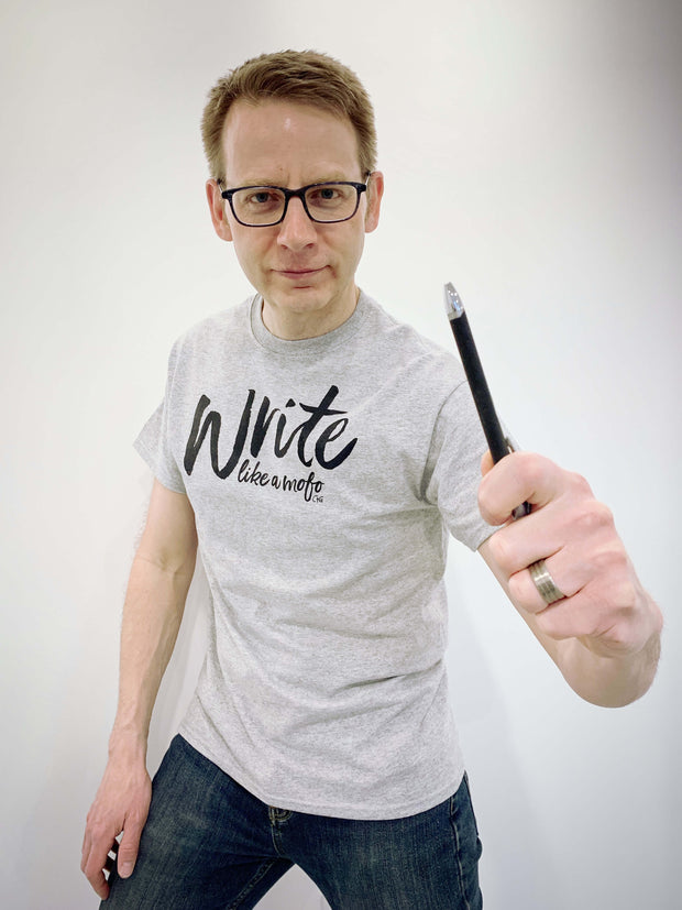 Write Like a Mofo t-shirt