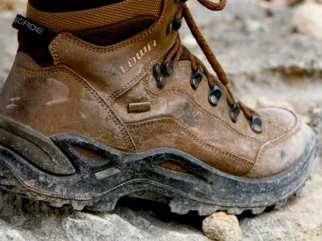 Cleaning Your Hiking Boots