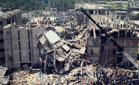 What Is Fashion Revolution Week | The Rana Plaza Disaster