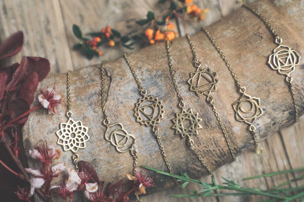 Girl wearing boho jewellery, sustainable brand uk, lockdown gifts, ethical fashion, gift for her, gift for mum, bridesmaids gift