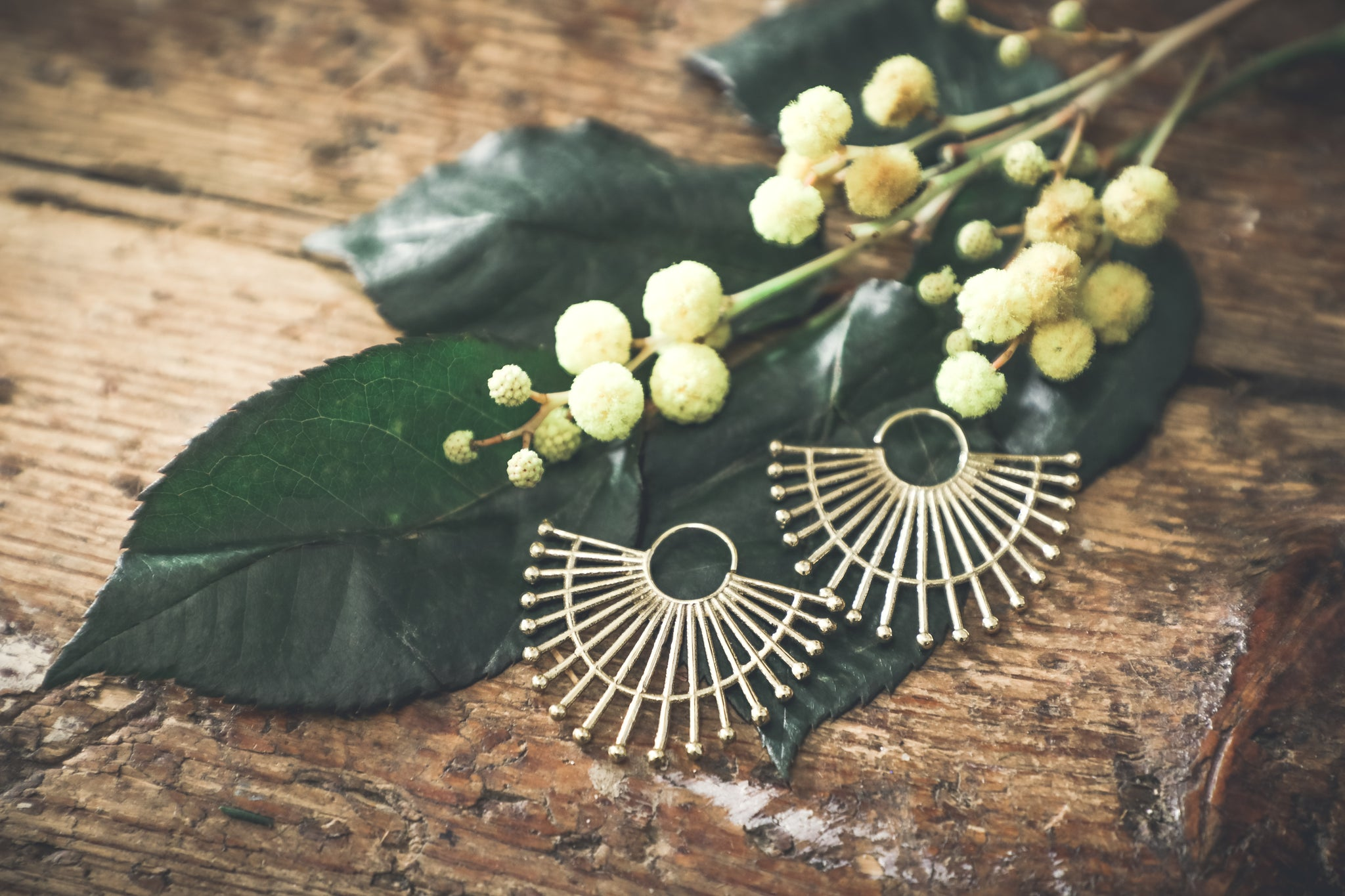 statement necklaces, chunky bracelets, big gold hoops, boho jewellery, festival fashion, ethical jewellery company, hippie jewellery, art deco earrings