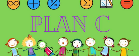 Plan c - childrens activities and ideas, things to do with kids during lockdown