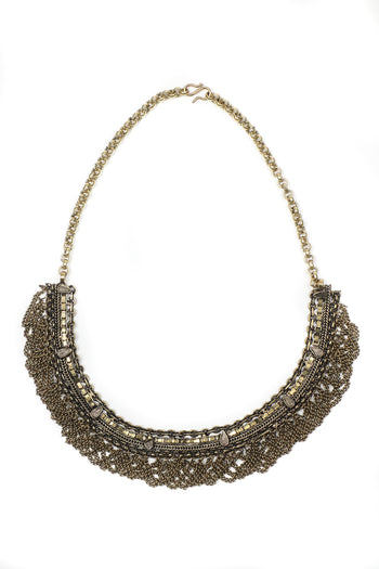 Chainmail Necklace - Kshipra