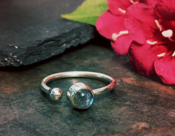 Narissa Wrap Ring in Silver