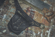 Leather Trapp Belt