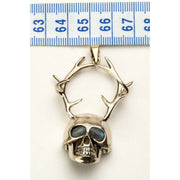 Antler Skull Pendant Foragedesign Jewelry / Necklaces Pendants