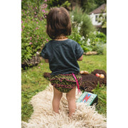 Baby Bloomers - Green Curls Foragedesign Clothing / Unisex Kids' Pants