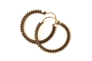 Ornate Sacred Hoops