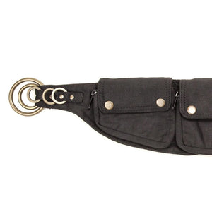 Canvas Hipster Belt