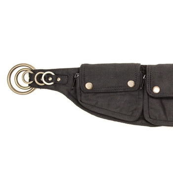Canvas Hipster Belt Foragedesign Bags & Purses