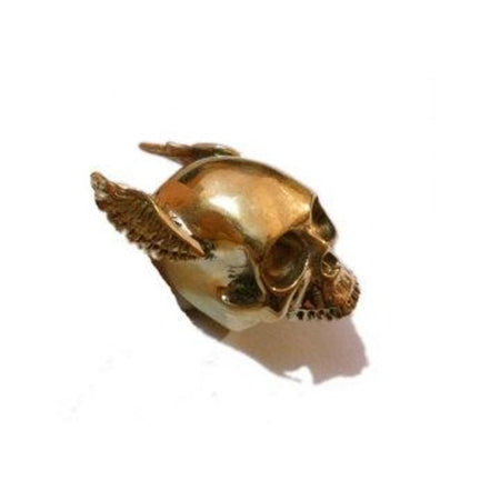 Flying Skull Ring Foragedesign Jewelry / Rings
