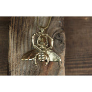 Rhinoceros Beetle Pendant Foragedesign Jewelry / Necklaces Pendants
