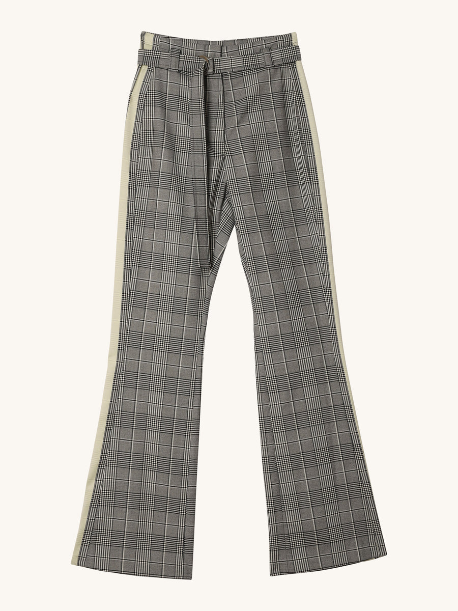 Rocky Highwaisted Pant in Plaid