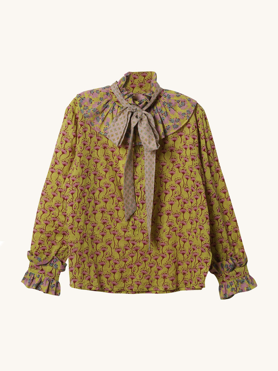 Napoleon Blouse in Margarita