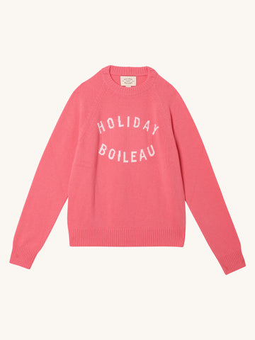 Boileau Pullover in Pink