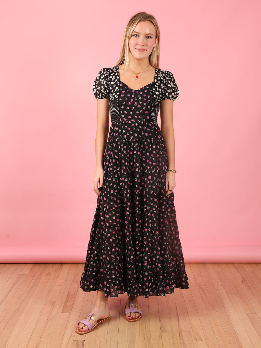 Daisy Spot Tamara Dress