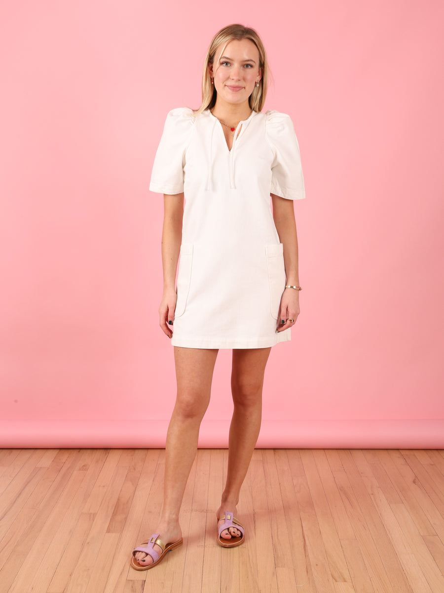 Delilah Puff Sleeve Dress