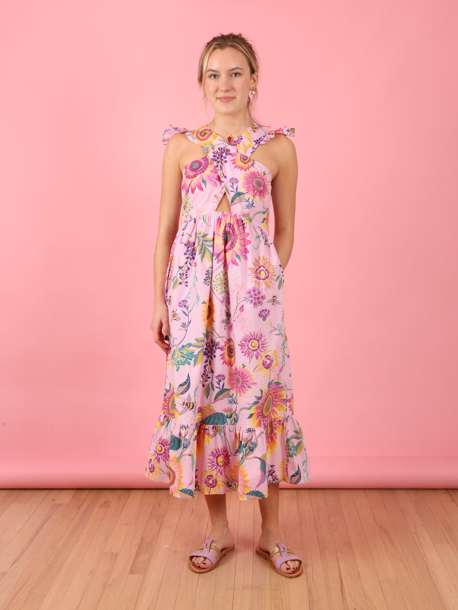 Bouquet Cecil Dress