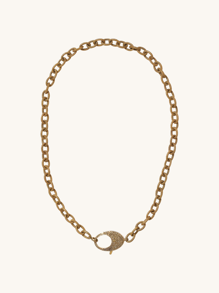 Brass Rope Chain