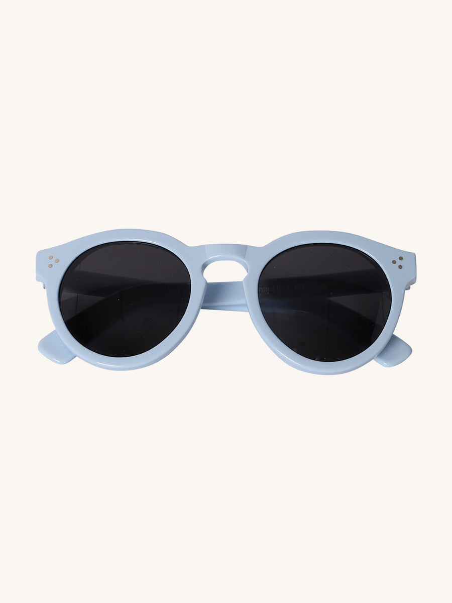 Leonard II Sunglasses in Baby Blue