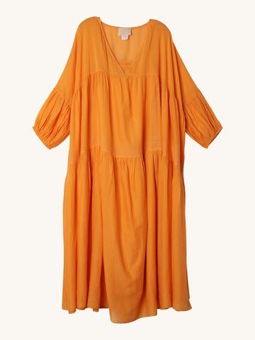 Airi Gypsy Maxi Dress in Mango