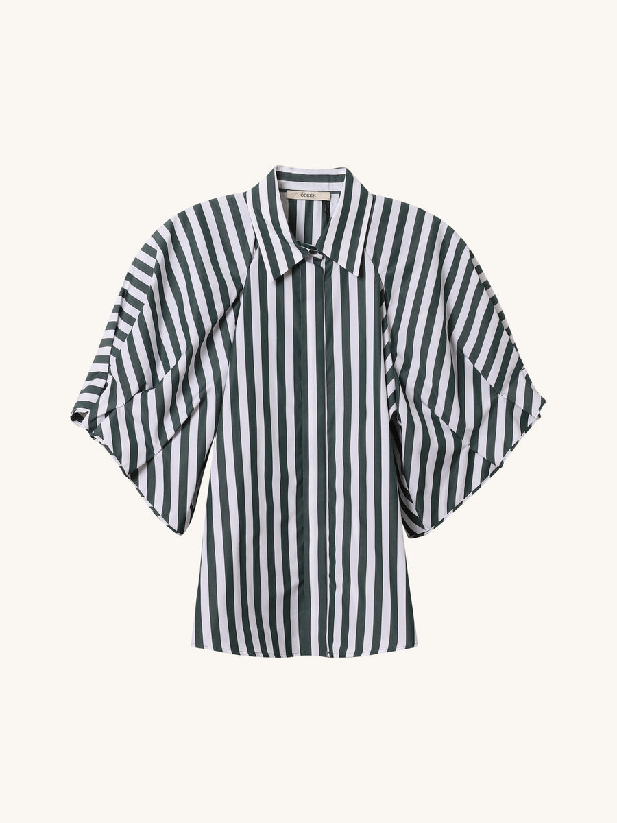 Amazon Stripe Shirt