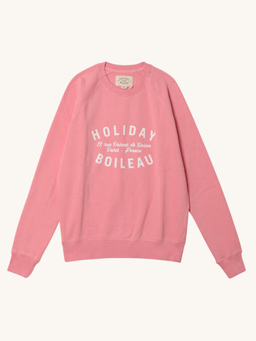 Boileau Sweatshirt in Pink