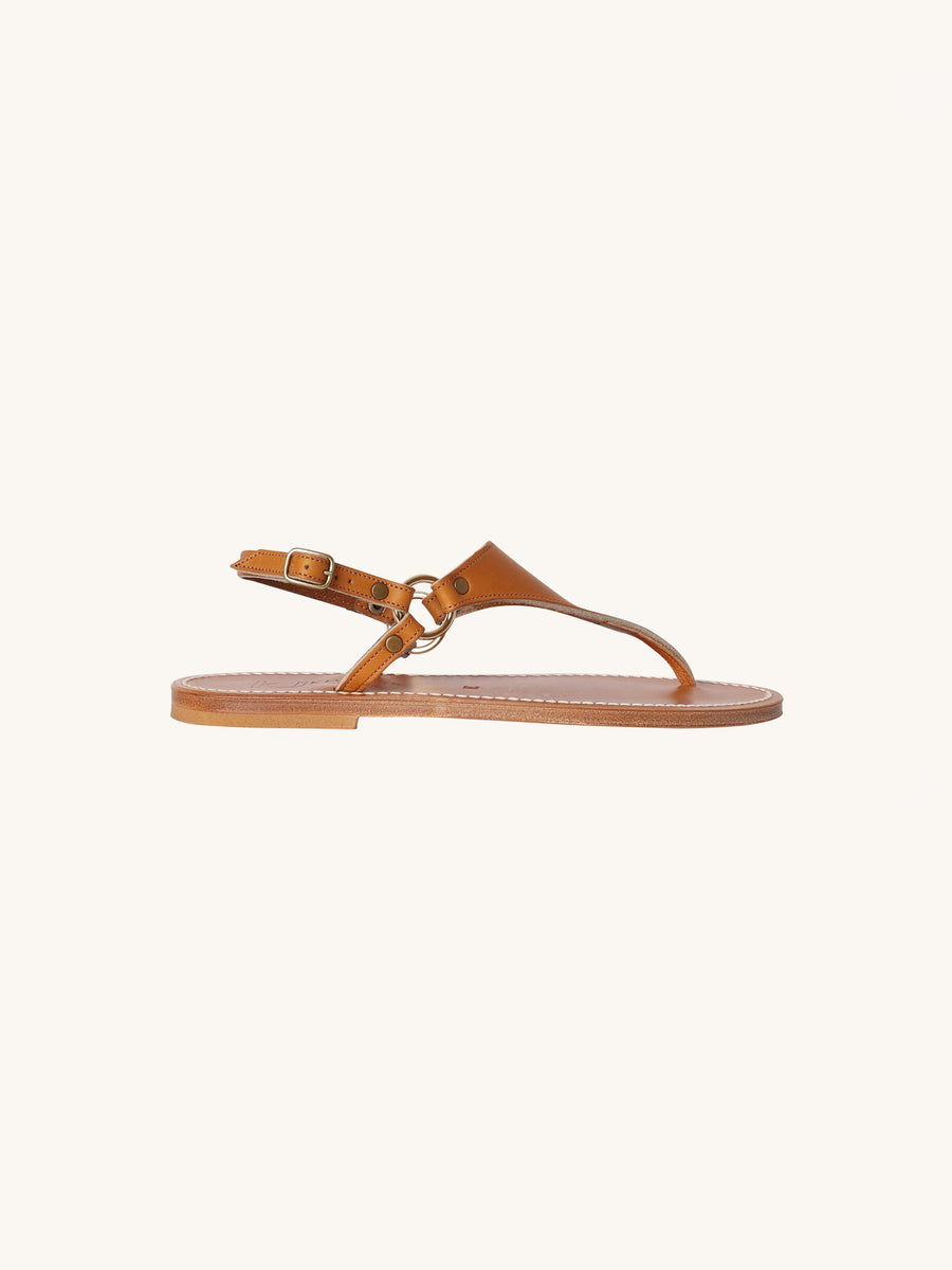 Dionysos Sandal in Naturel