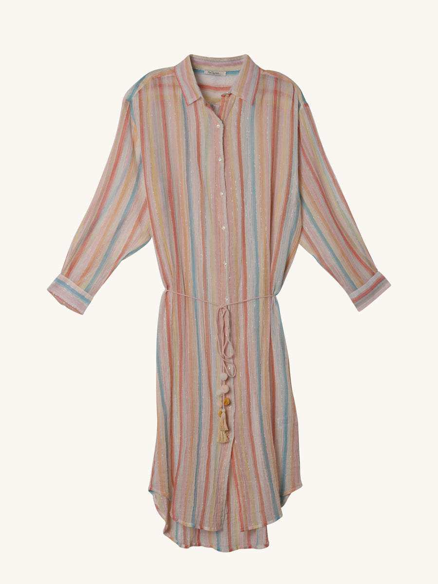 Stripe Ricardo Dress
