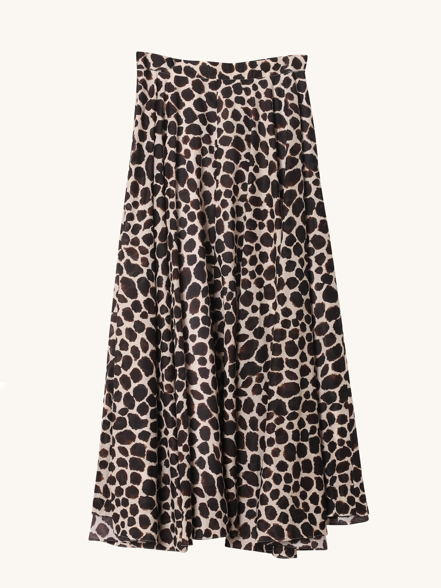 Animal Print Aquinnah Skirt