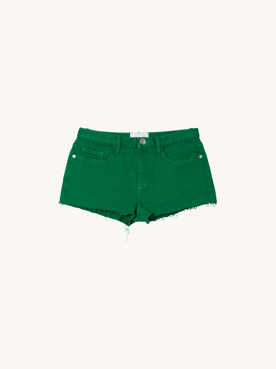 The Boyfriend Short in Jolly Green