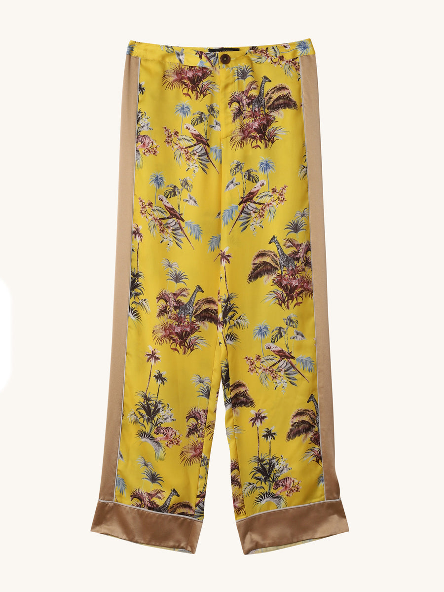 Jungle Pant in Voyage Print