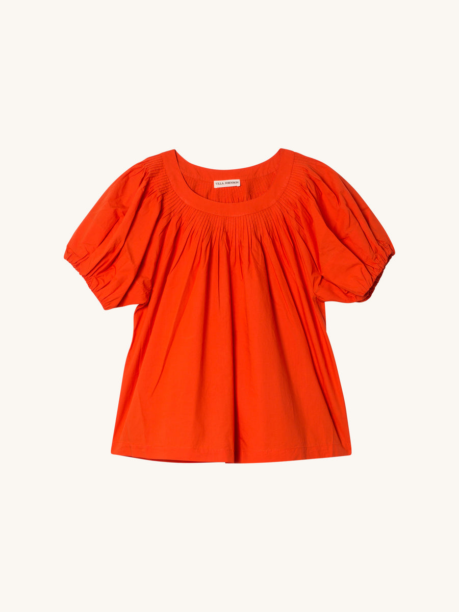 Celie Top in Paprika