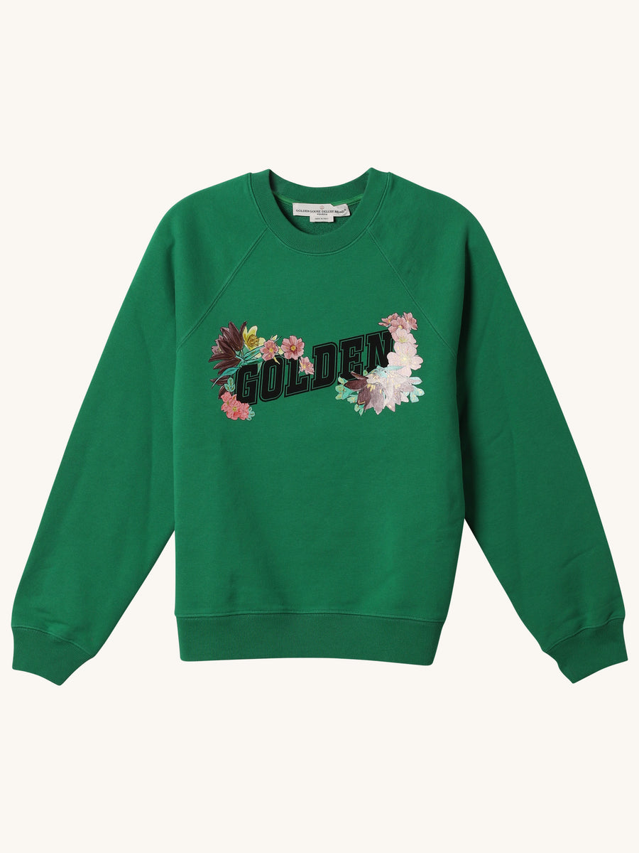 Green Haruko Sweatshirt