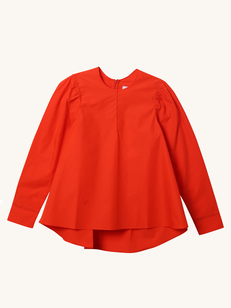 Inma Top in Red