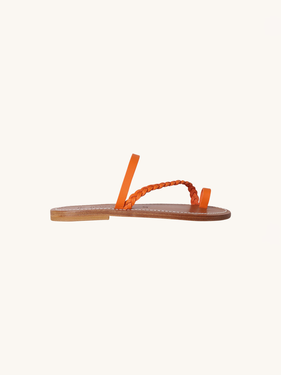Isaure Sandal in Pul