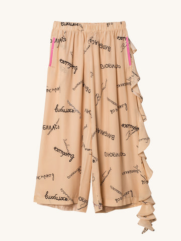 """I'm in Love"" Silk Pant"