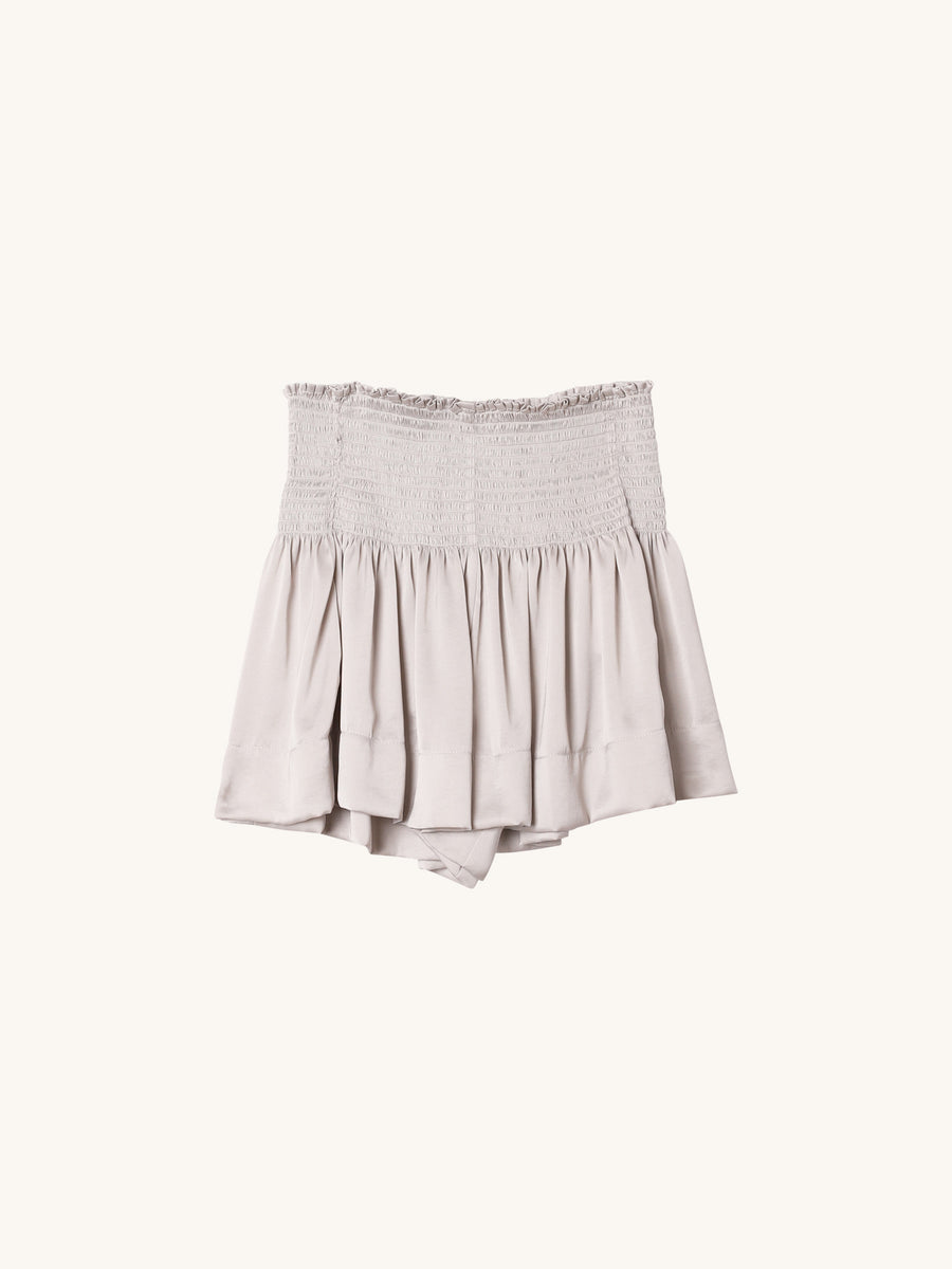 Erica Skirt in Silver
